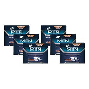 TENA MEN Level 3 – Inkontinenzeinlagen für Männer mit mittlerer Blasenschwäche / Inkontinenz, Vorteilspack (48 Hygiene-Einlagen)