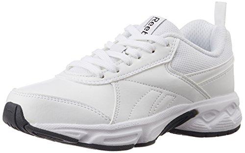 Reebok Boy's School Sports Lp White Sneakers - 5.5 UK/India (38 EU)(6 US)