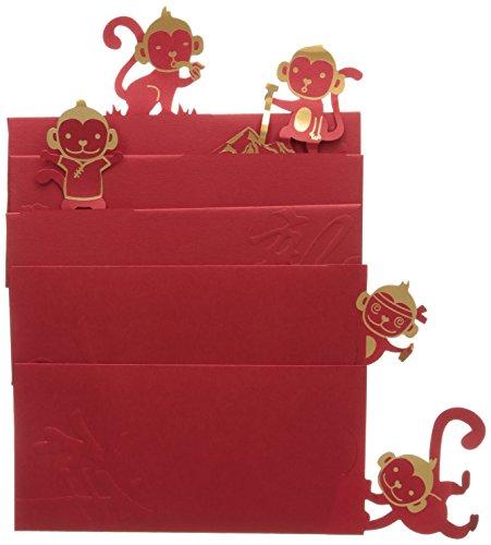 FUN II Capodanno Cinese Busta Rossa -