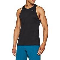 Adidas RS Singlet M Camiseta, Hombre, Negro, M