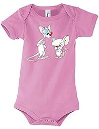 TRVPPY Baby Body Strampler Modell LA Los Angeles Kinder Shirt
