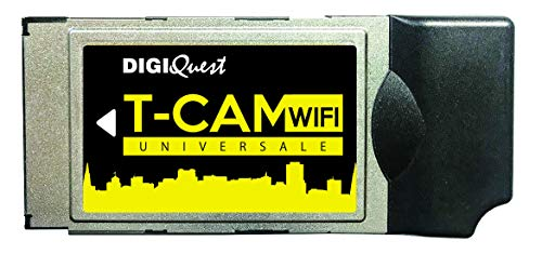 Digiquest T-Cam WiFi Digitale TERRESTRE