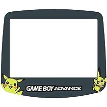 EXSEK Gameboy Advance Replacement Pokemon Pikachu Screen Lens for GBA by EXSEK