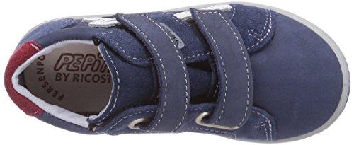 Ricosta Laif Jungen Hohe Sneakers Blau (reef 157)
