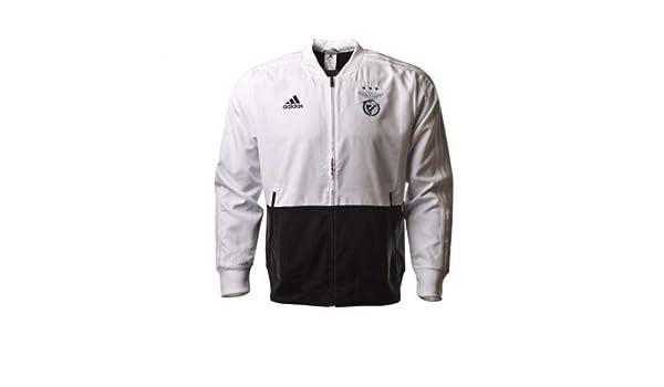Sl blanc Homme Pre Benfica Blanc Slb Adidas Veste Jkt 8aSSqI