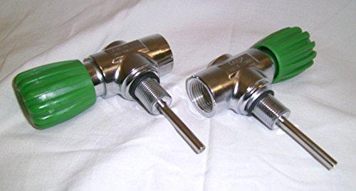 SH-Monoventil Nitrox M26x2,230 bar Flaschenhals M18x1,5