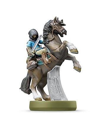 Amiibo: Legend of Zelda Series - Botw: Rider Link by Nintendo Games