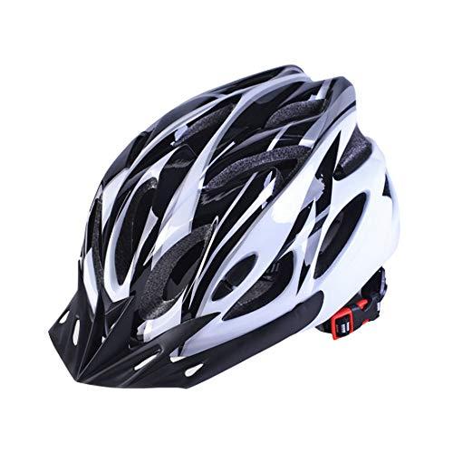 RESTBUY Erwachsene Fahrradhelm Helm Bike Fahrrad Radhel… | 00710654751370