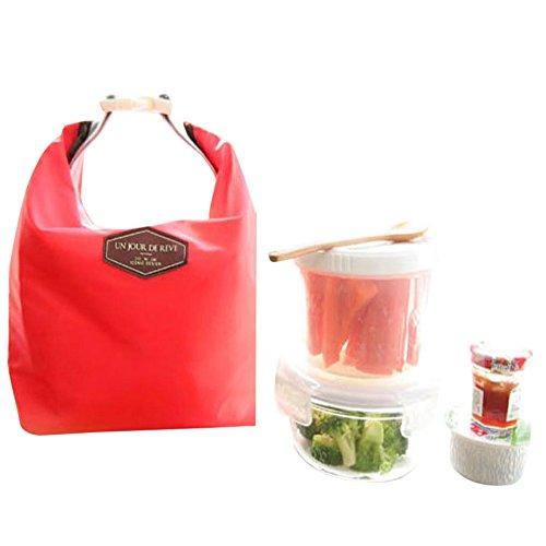 Sac à main, FeiTong Sac Repas Lunch Bag Sac à Déjeuner Sac Fraîcheur Portable Isotherme