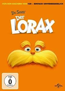Der Lorax Limited Schnauzbart Edition [Limited Edition]