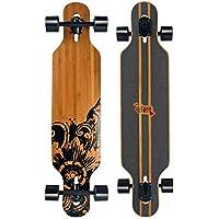 JUCKER HAWAII Monopatín Longboard New Hoku Flex 1 (Tabla Larga hasta 110 kg)