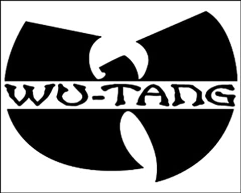 WU-TANG Clan Logo, Official Original Licensed Artwork, 4.7