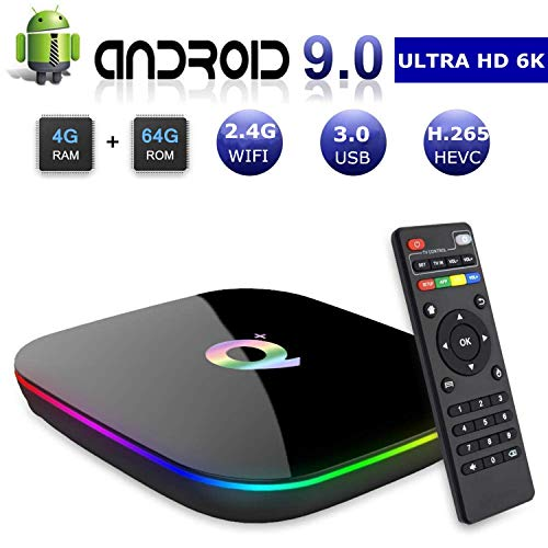 DeWEISN Android 9.0 TV Box