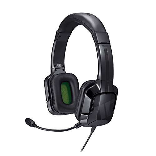Mad Catz - Auriculares Tritton Kama, Color Negro (Xbox One)