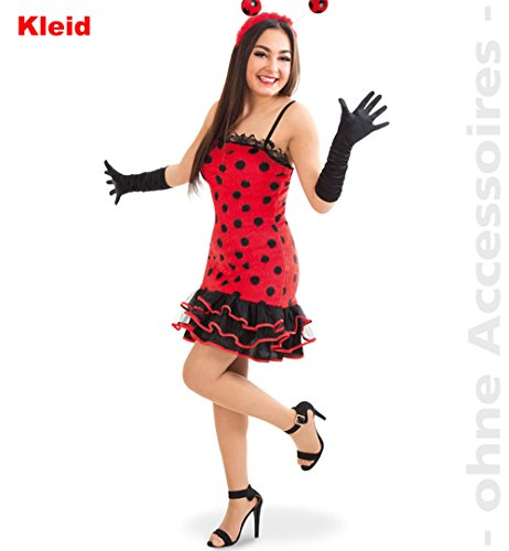 Marie Flotter Käfer Damenkleid 42 Karnevalkostüm ()