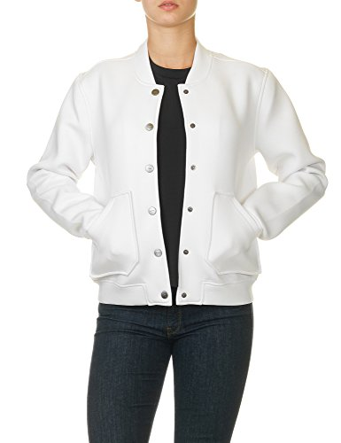 dr-denim-jeansmakers-womens-jade-jacket-sweater-in-white-in-size-m-white