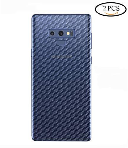 68a1cd1c56 HP-eng 2 Stück Rückseite Folie Galaxy Note 9 Schutzfolie, Ultra Dünn 0,