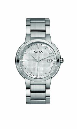 Alfex Reloj 5653_309 Plateado