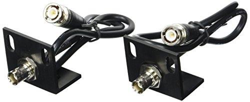Monacor TXS-35BNC Anschluss-Set für TXS