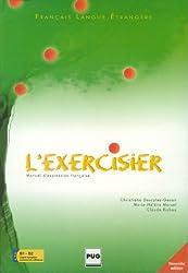 L'Exercisier : Manuel d'expression française (Franc Lang Etra)