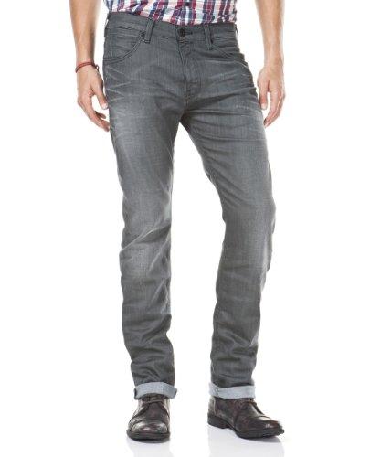 Levi's®, Herren Jeans 504, Straight Fit, 00504, Grau (Avatar Worn), W29/L34 (Taille Levi Jeans Elastische)