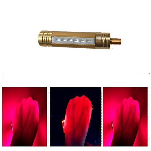 Canvas Venenfinder,Venen-Imaging-Taschenlampe Gefäß-Display-Taschenlampe Handpunktion Für Krankenschwestern, Pflegekräfte Und Medizinstudenten