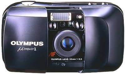 Olympus MJU 135 mm cámara