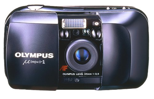 Olympus mju: 1 35 mm/3,5 Kleinbildkamera Olympus Point-and-shoot Film Camera