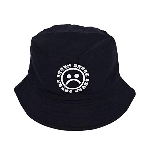65c6572c33509 Semoic Men Sad Boys Bucket Hat Festival Accessory
