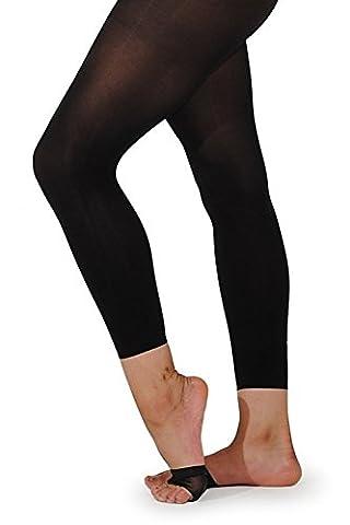 Wear Moi Div60 Collant Fille, Noir, FR : 10 Ans (Taille Fabricant : 10-12 Ans)