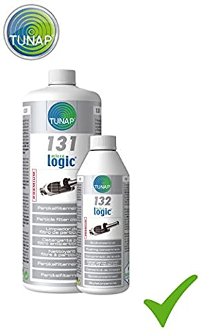 MICROLOGIC® PREMIUM SET TUNAP 131 Dieselpartikelfilterreiniger 1L + 132 Spülkonzentrat