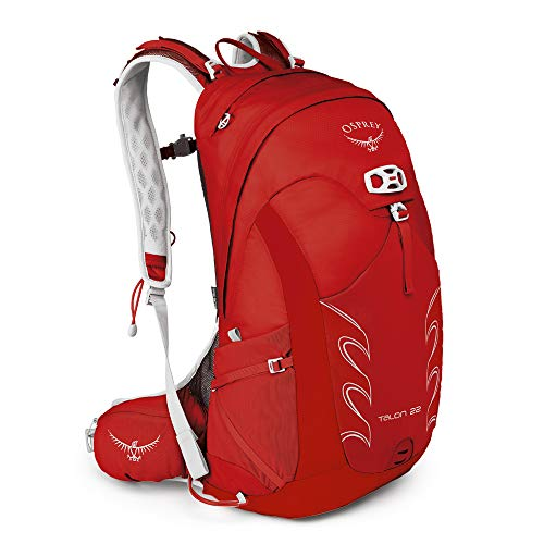 Osprey Talon 22  Men's Hiking Pack - Martian Red (S/M) for sale  Delivered anywhere in UK
