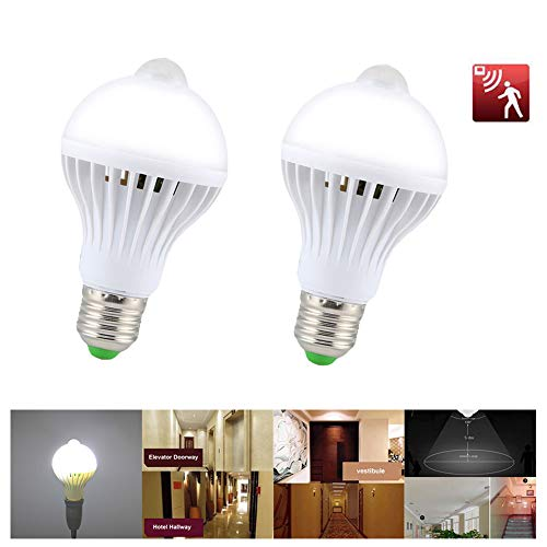 Home Improvement Systematic Pir Motion Infrared Sensor Light Bulb Switch Automatic Body Induction Sensor Detector Wall Led Light Onoff For Home Lamp