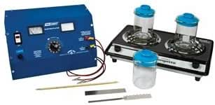 Deluxe kit Plating kit for tank or immersion plating without power supply