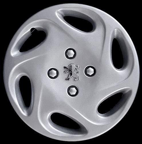 Generico Peugeot 206 COPRICERCHIO BORCHIA Uno (1) Diametro 14' CODICE 5604/4 dal 1998
