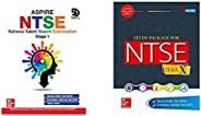Aspire NTSE for Class X   National Talent Search Examination - Stage 1   For Paper 1 (MAT) and Paper&Study
