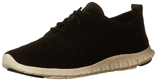 Cole Haan Women's Stitchlite Oxford, Black, 8 B US
