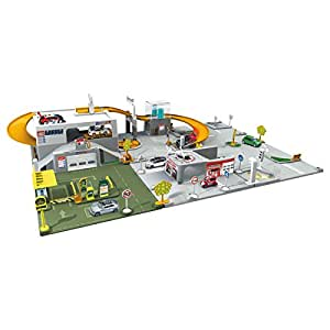 Norev - Garage Modulable City 6 Plaques