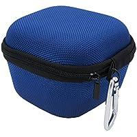 Etui Rigide en EVA Portable Voyage Housse pour Sony SRS-X11 Bluetooth orateur bleu