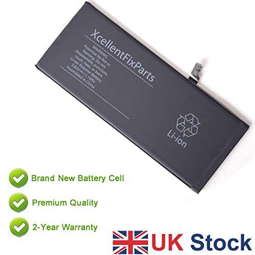 XcellentFixParts Ersatz Akku Batterie für iPhone 6s mit Wekzeugset und Klebestreifen Battery Flex Kabel Montage -