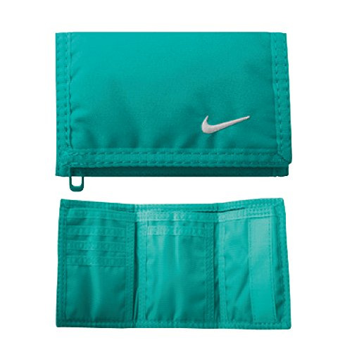 Nike Erwachsene Basic Wallet Geldbeutel, Gamma Blue/White, One Size