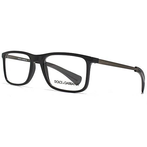 Dolce & Gabbana DG5017 Glasses in Black DG5017 501 52