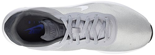 Nike Air Max Modern Essential, Sneakers Basses Homme Gris (Wolf Grey/white-dk Grey-game Royal-white)