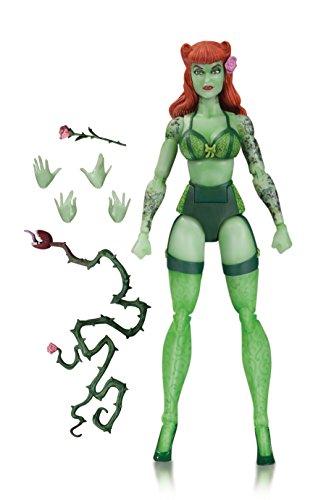 DC Designer Series: Ant Lucia Bombshells Poison Ivy Action Figure - Designer Series