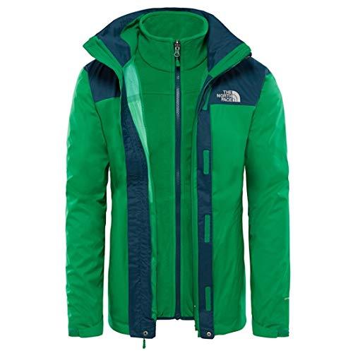 THE NORTH FACE Evolve II Triclimate Jacket Men Größe XS Primary Green/k Triclimate Ski Jacket