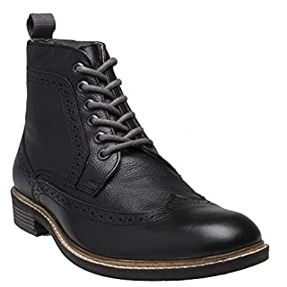 LOTUS Aldridge Boots Black 7 UK
