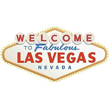 Married In Las Vegas Cake Topper