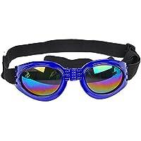 9369a4bfe57739 Kaisir Animaux de compagnie chien chat protection UV des lunettes de soleil  pliable lentilles oeil protection