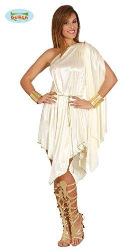 Guirca Costume vestito dea Olimpo greca carnevale donna 8452_