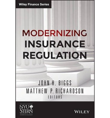 [( Modernizing Insurance Regulation (Wiley Finance (Hardcover)) By Acharya, Viral V ( Author ) Hardcover Apr - 2014)] Hardcover